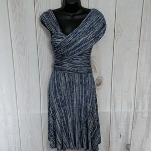 Anthro. Tracy Reese Draping Dress